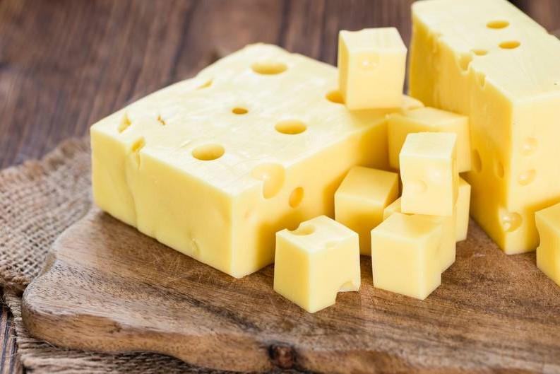 Le sel et les fromages